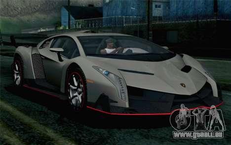 NFS Rivals Lamborghini Veneno pour GTA San Andreas
