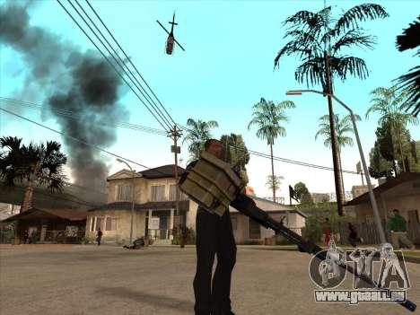 SCHNUR von Battlefield 3 für GTA San Andreas