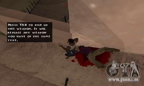 New Effects Paradise für GTA San Andreas sechsten Screenshot