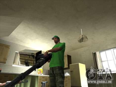 SCHNUR von Battlefield 3 für GTA San Andreas dritten Screenshot