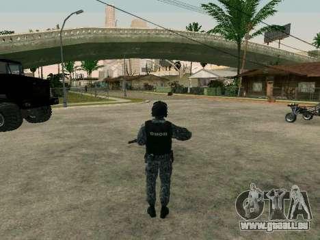 Der Polizist für GTA San Andreas dritten Screenshot