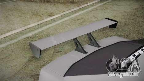 Citroen Xantia Tuning für GTA San Andreas rechten Ansicht