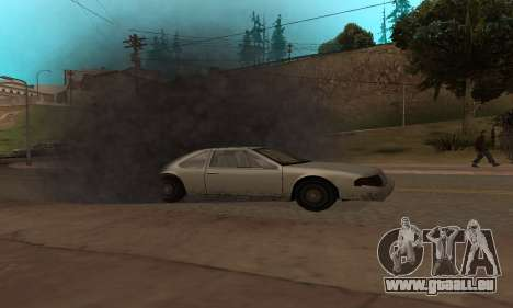 New Effects Paradise für GTA San Andreas dritten Screenshot