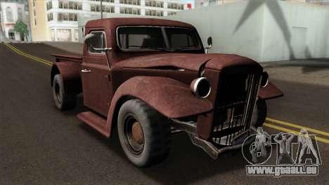GTA 5 Bravado Rat-Loader IVF für GTA San Andreas