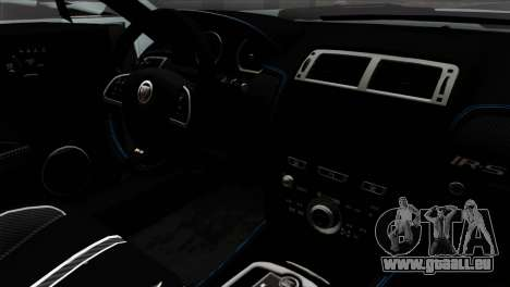 Jaguar F-Type für GTA San Andreas rechten Ansicht