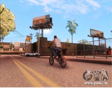 ENB Gentile v2.0 für GTA San Andreas dritten Screenshot