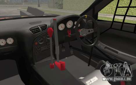 Mazda RX-7 MadMike pour GTA San Andreas vue de droite
