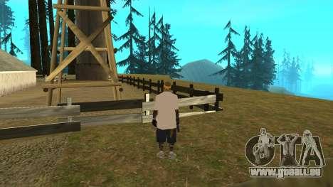 New lsv3 pour GTA San Andreas quatrième écran