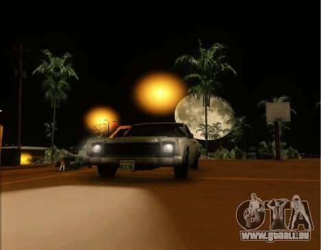 ENB Gentile v2.0 für GTA San Andreas her Screenshot