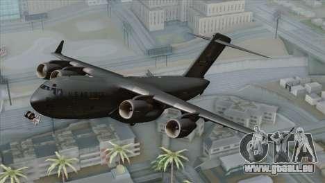 C-17A Globemaster III USAF McGuire pour GTA San Andreas