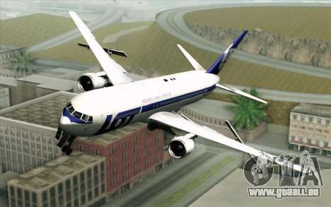 Boeing 767-300 PLL LOT pour GTA San Andreas