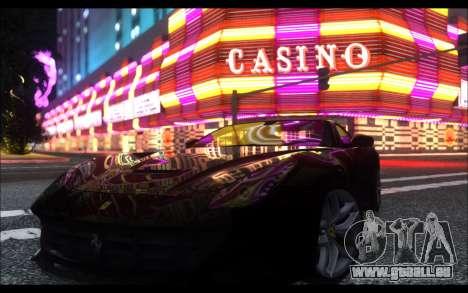 ENB Ximov V3.0 pour GTA San Andreas troisième écran
