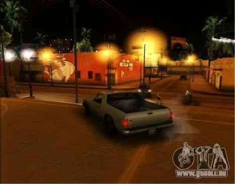 ENB Gentile v2.0 für GTA San Andreas fünften Screenshot