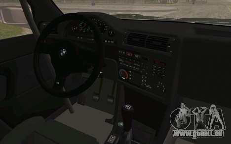 BMW M3 E30 2015 für GTA San Andreas rechten Ansicht