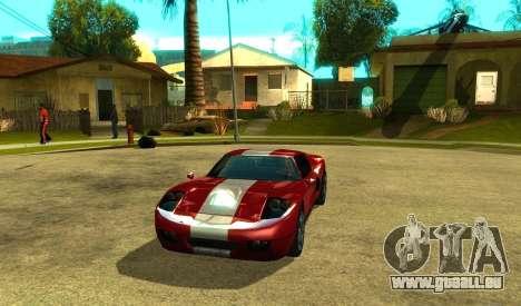 ENB pour de faibles PC pour GTA San Andreas