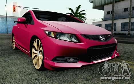 Honda Civic SI 2013 pour GTA San Andreas