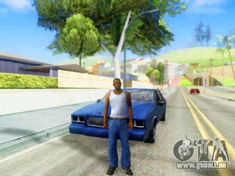 ENB Graphics Enhancement v2.0 für GTA San Andreas