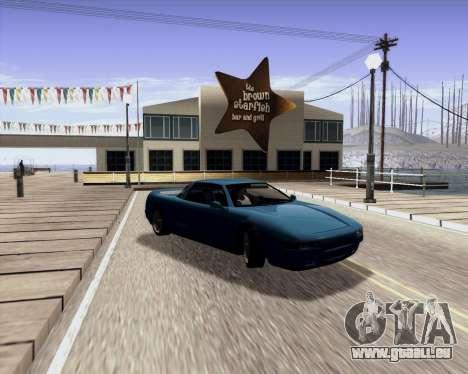 GtD ENBseries pour GTA San Andreas