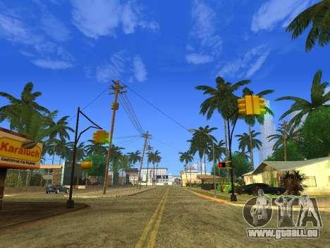 Beautiful Timecyc pour GTA San Andreas