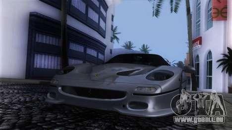 Rogue ENB Series v2 pour GTA San Andreas troisième écran