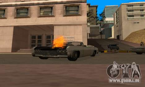 New Effects Paradise für GTA San Andreas siebten Screenshot