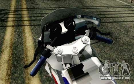 Yamaha RZR 135 Drag pour GTA San Andreas vue arrière