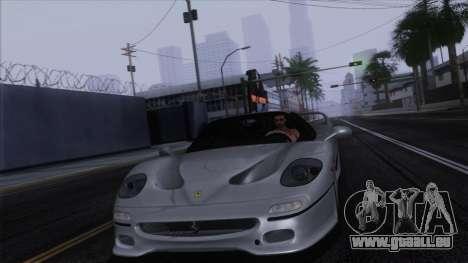 Rogue ENB Series v2 pour GTA San Andreas deuxième écran