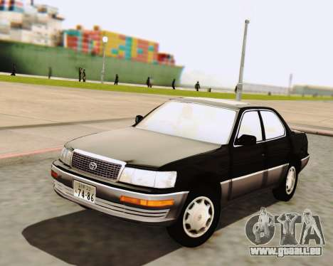 Toyota Celsior pour GTA San Andreas