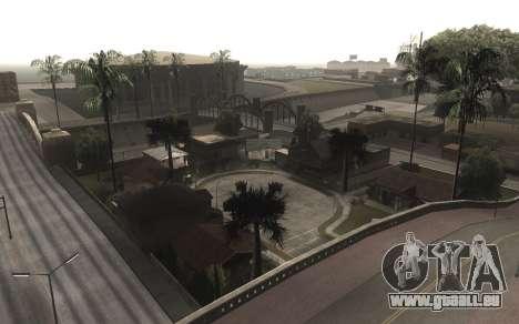 ColorMod и ENB Series pour GTA San Andreas deuxième écran