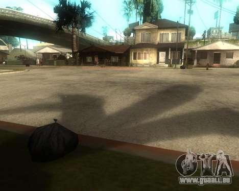 ENB Gentile v2.0 für GTA San Andreas sechsten Screenshot
