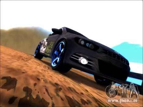 Volkswagen Scirocco Tunable für GTA San Andreas