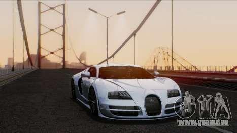 ENB W V2 pour GTA San Andreas