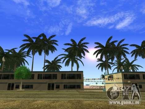 Beautiful Timecyc pour GTA San Andreas deuxième écran