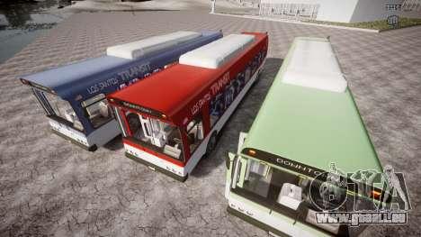 GTA 5 Bus v2 pour le moteur de GTA 4