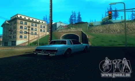 ENB Series pour les basses et Moyennes PC pour GTA San Andreas deuxième écran