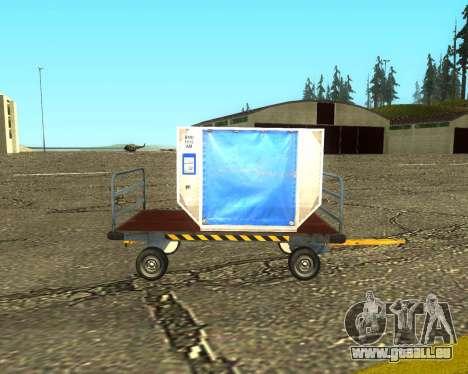 New Bagbox B für GTA San Andreas