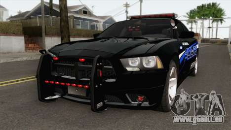 Dodge Charger 2013 LSPD für GTA San Andreas