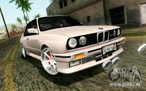 BMW M3 E30 2015 pour GTA San Andreas