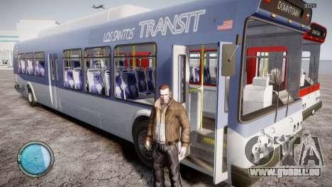 GTA 5 Bus v2 pour GTA 4 est un côté
