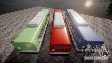GTA 5 Bus v2 pour GTA 4