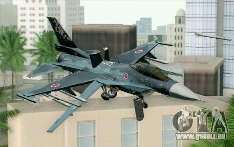 F-2A Viper 60th Anniversary of JASDF pour GTA San Andreas