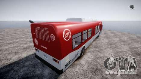GTA 5 Bus v2 für GTA 4 rechte Ansicht