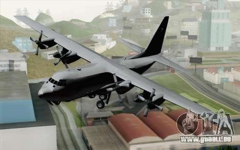 C-130H Hercules Polish Air Force pour GTA San Andreas