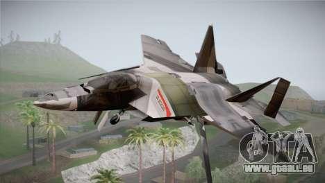 F-15 JASDF 50th Anniversary für GTA San Andreas