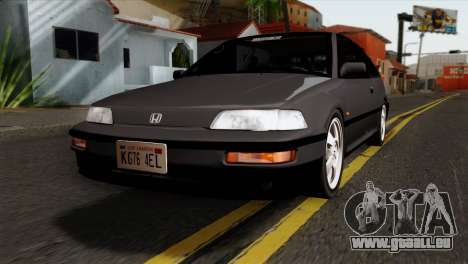 Honda Civic EF Hatchback für GTA San Andreas