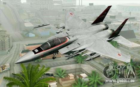 F-15J Kai 60th Anniversary of JASDF pour GTA San Andreas