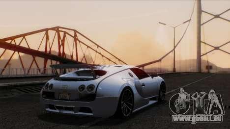 ENB W V2 pour GTA San Andreas deuxième écran