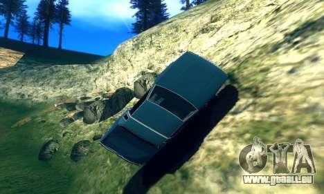 ENB Series pour les basses et Moyennes PC pour GTA San Andreas quatrième écran