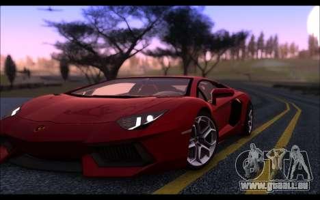 ENB Ximov V3.0 pour GTA San Andreas deuxième écran