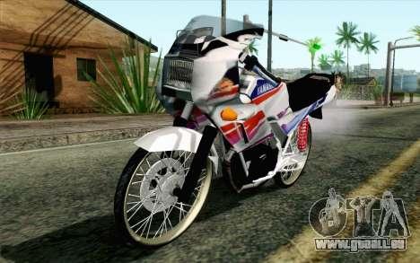 Yamaha RZR 135 Drag pour GTA San Andreas